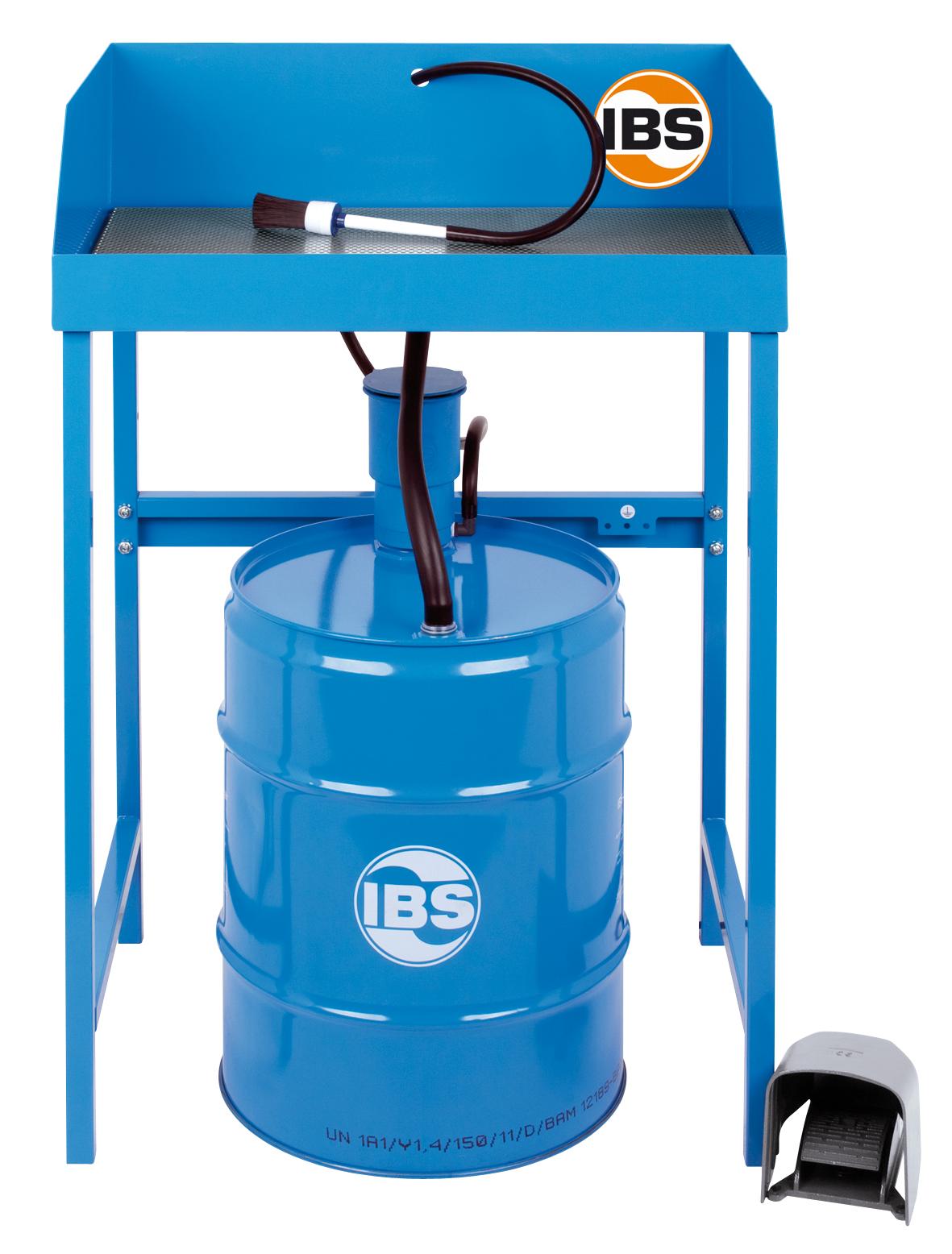 Устройство для очистки деталей IBS Parts Cleaner Type ВК-50